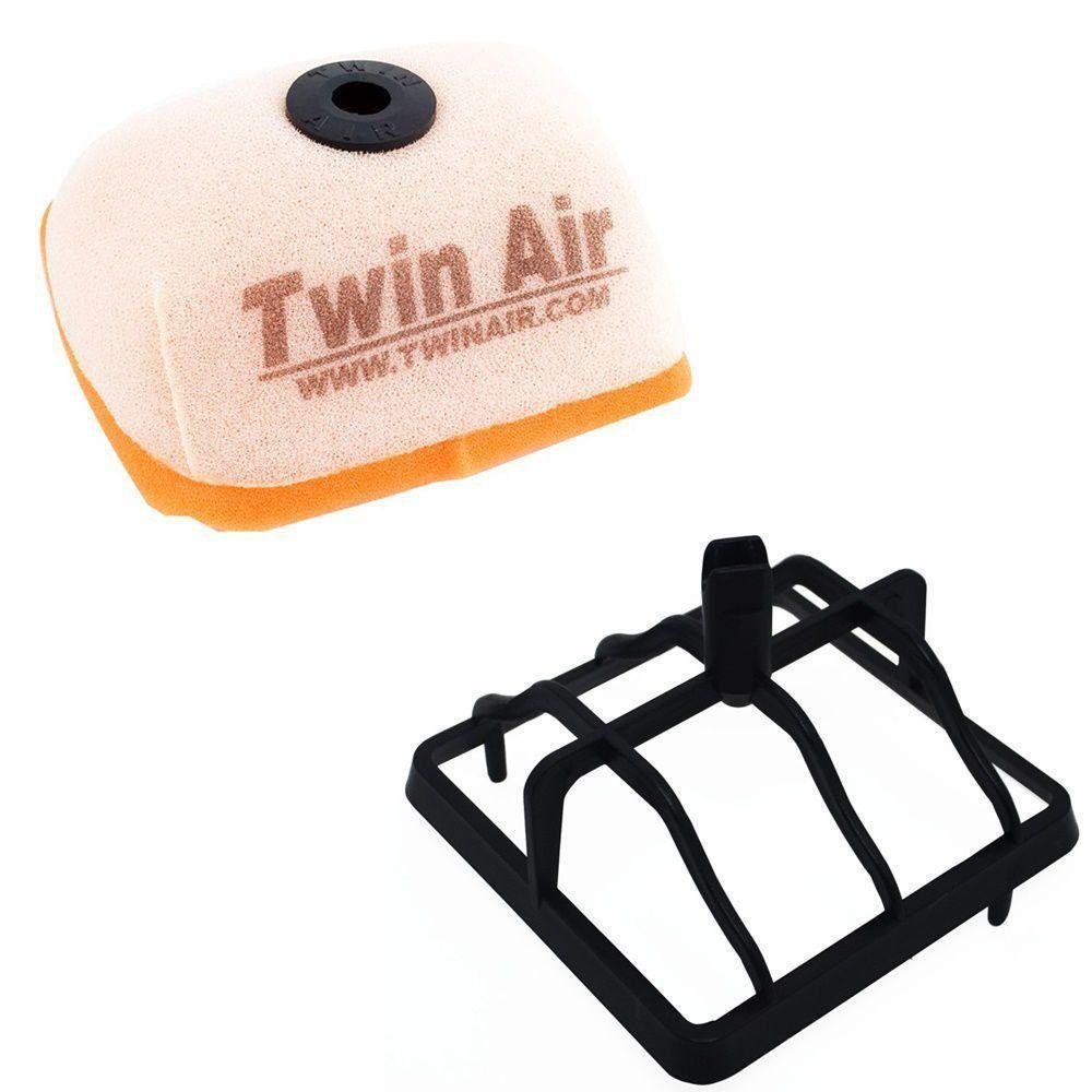 Kit Filtro De Ar Twin Air Com Suporte Do Filtro Biker Crf 230  Crf 250F