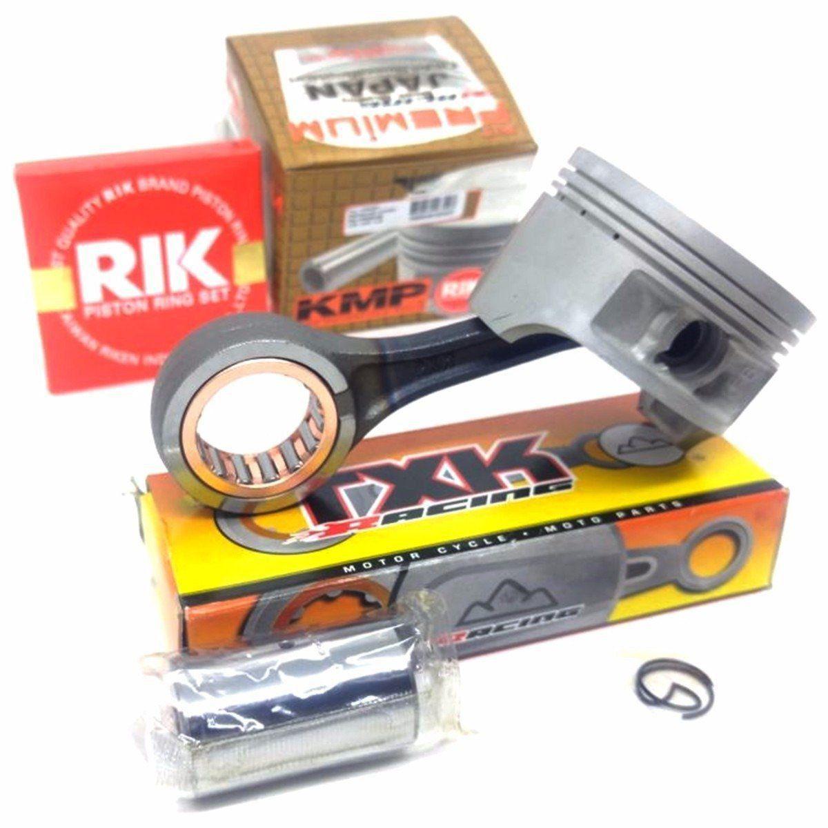 Kit Competição Cg 150 P/ 220cc Pistão Premium Biela Txk 15mm Std a 1.00mm