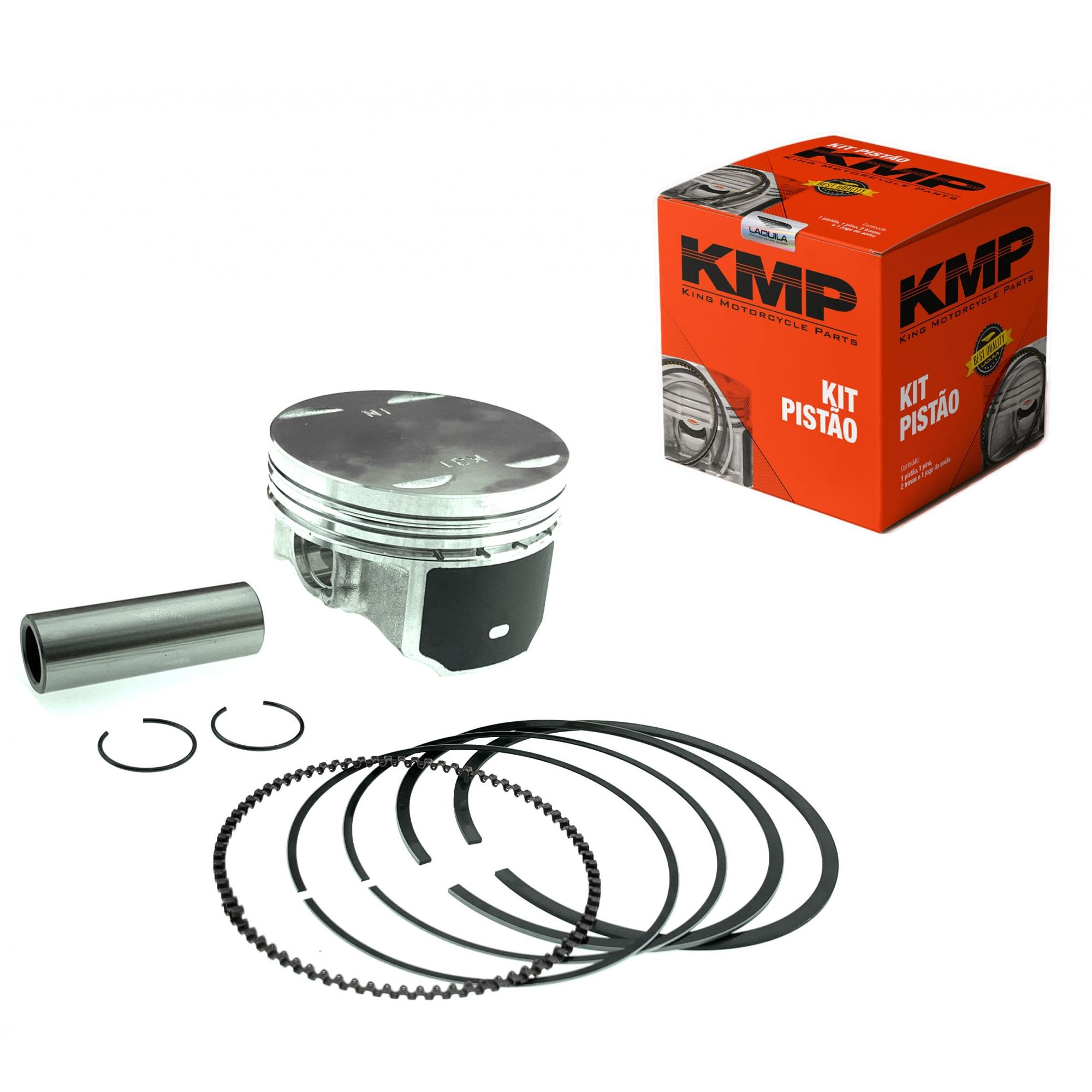 Kit Pistão Kmp Cb 250 Twister Crf 250f