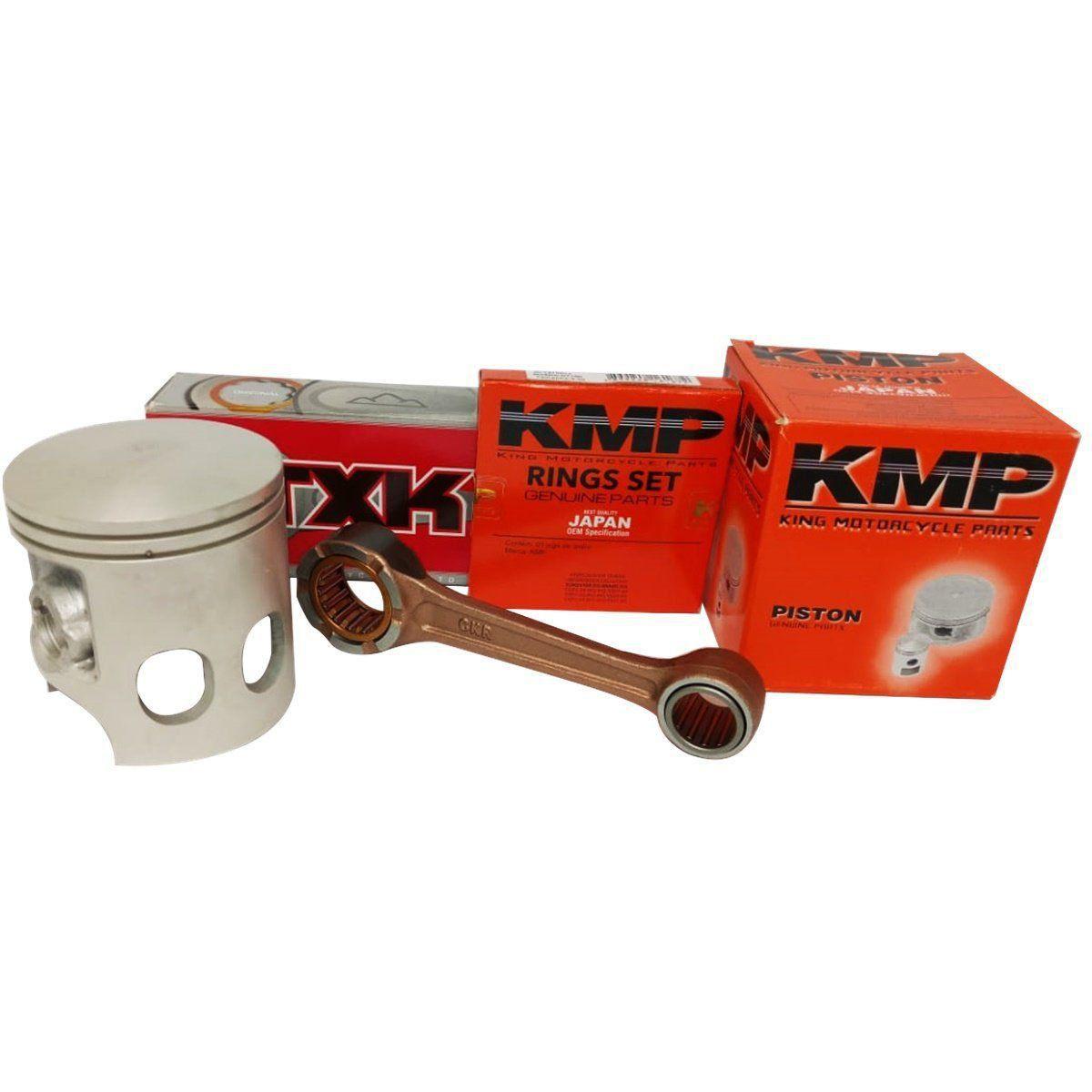 Kit Pistão Kmp e Biela Txk Dt 180 Std á 2.00mm