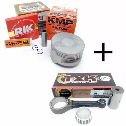Kit Pistão Kmp Premium Com Biela Txk Crf 230 Std a 1.00mm