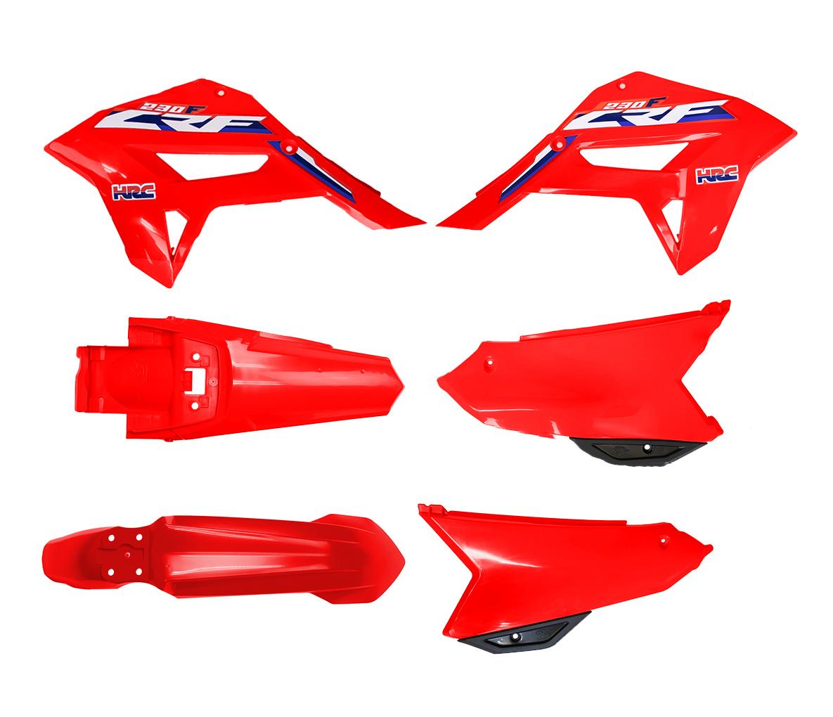 Kit Plástico Amx Crf 230f F21