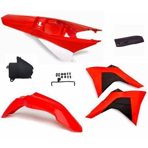 Kit Plástico Amx Select Crf 230 2008 a 2019
