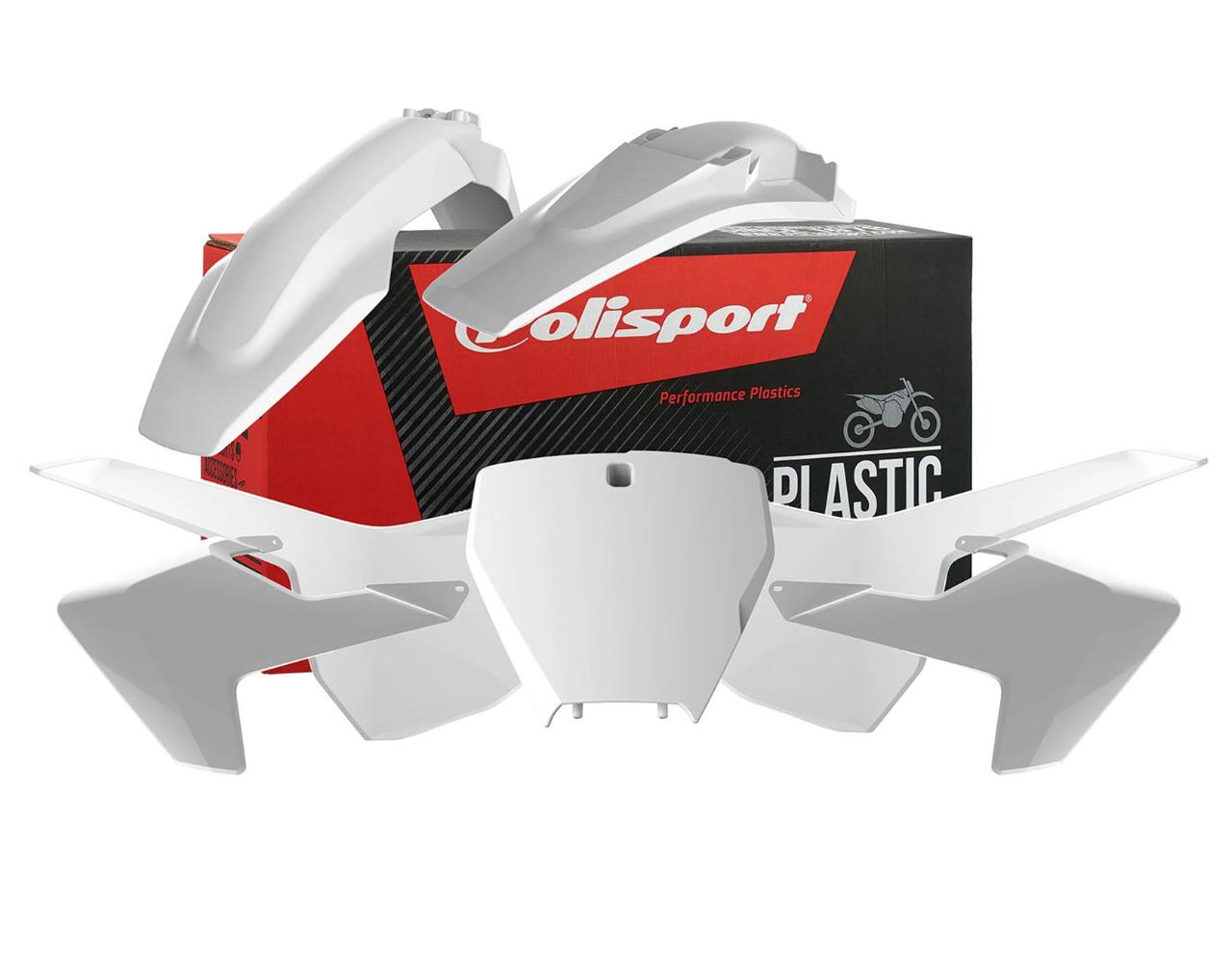 Kit Plástico Polisport Husqvarna Tc Fc 125/250/350/450 2016-2018