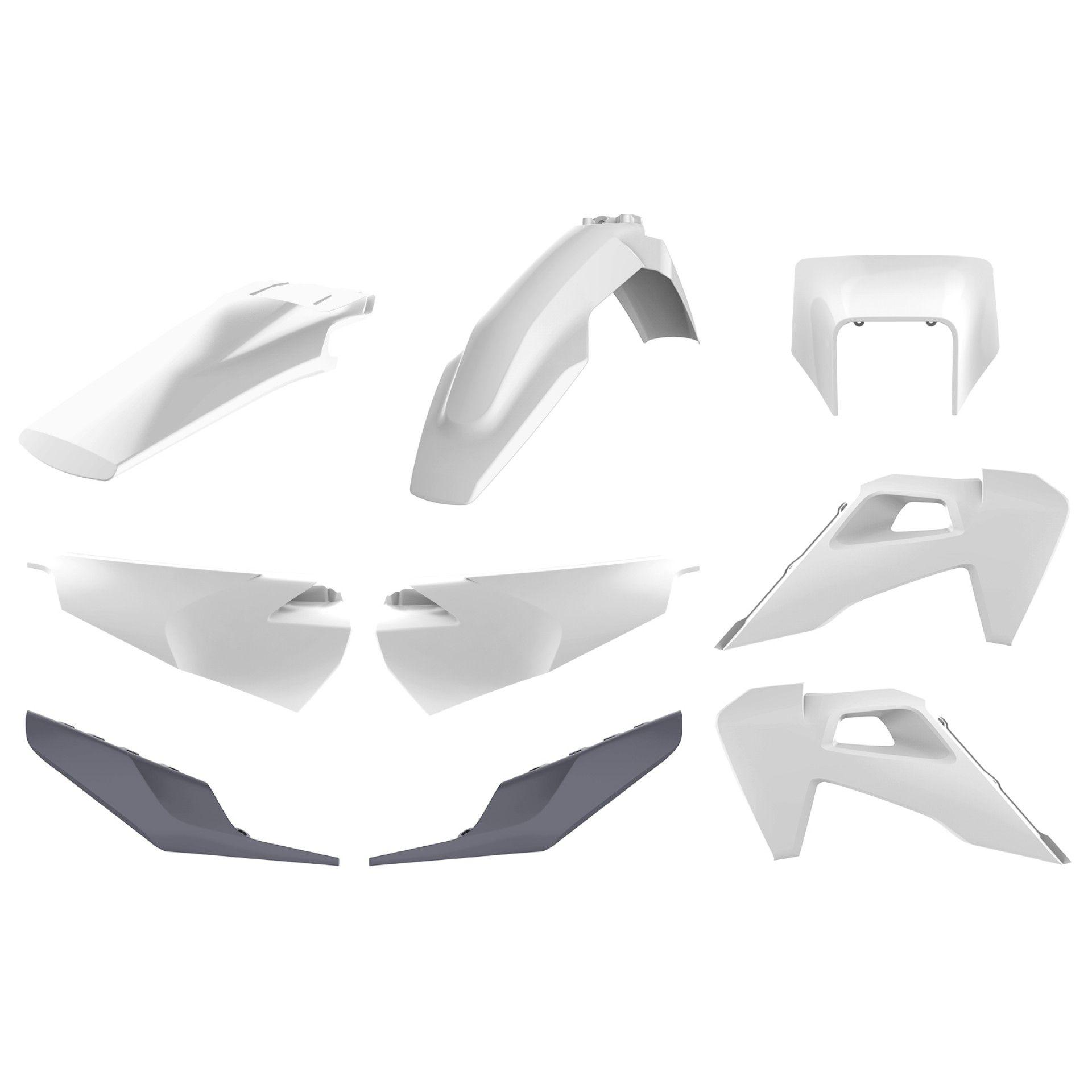 Kit Plástico Polisport Husqvarna Te Fe 250/300/350/450/501 2019...