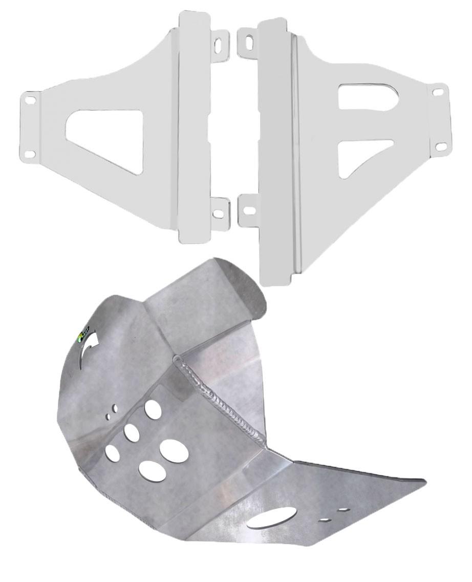 Kit Proteção Motor E Radiador Start Crf 250R Rx 2018 2020