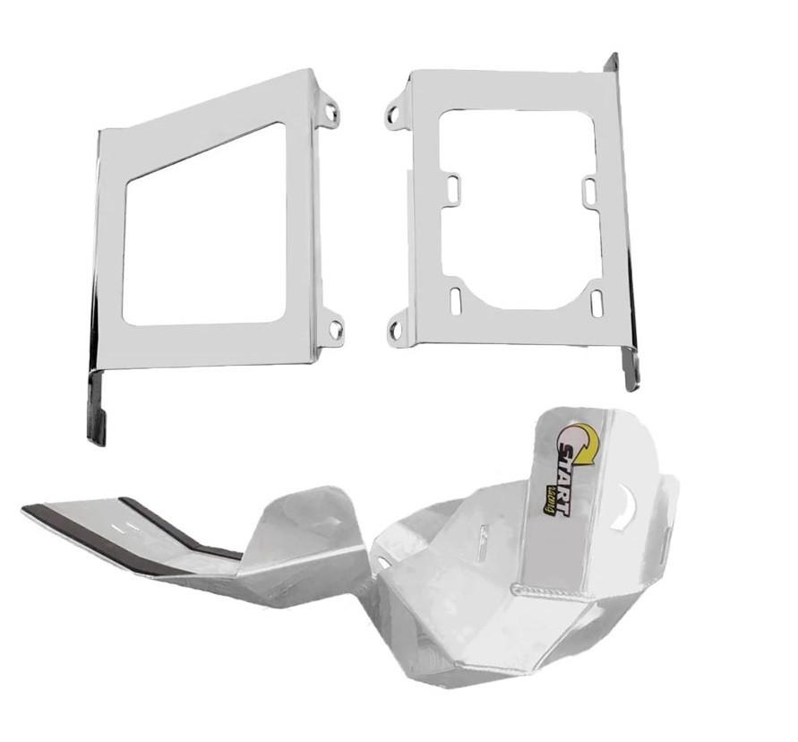 Kit Proteção Motor Radiador Start Mxf 250 TS 2019/