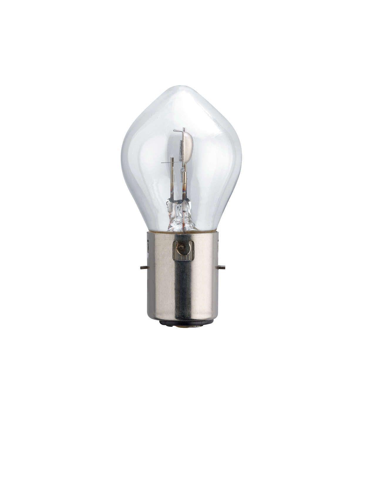 Lampada Farol Philips S2 12V 35/35W Standard Ba20D (12728C1)