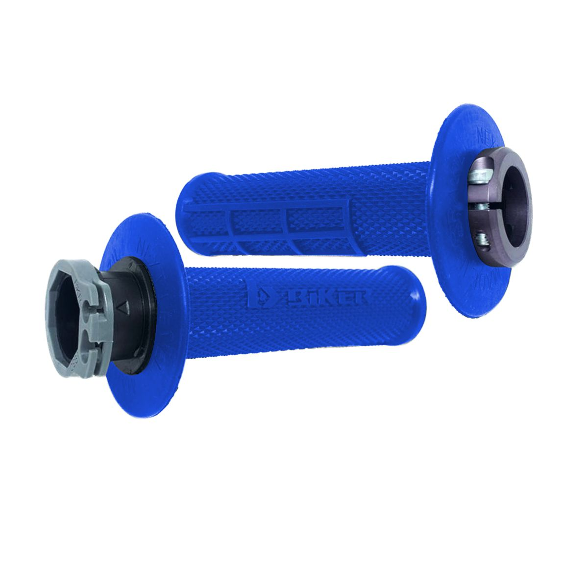 Manopla Lock On Biker Yz 250fx Yz 450fx Rmz 250 450