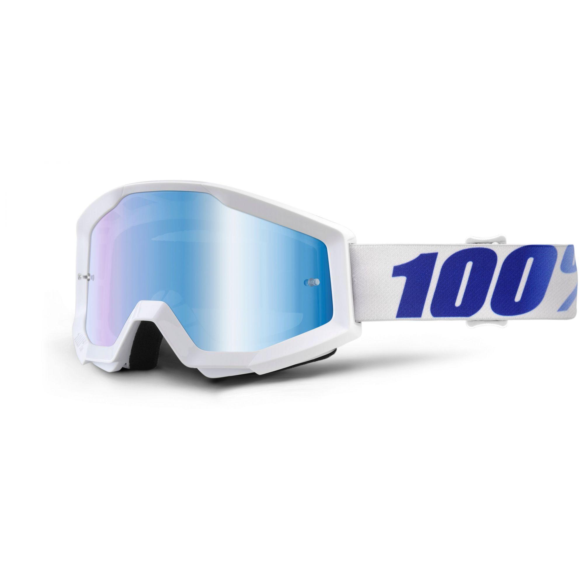 Óculos 100% Strata Lente Espelhada