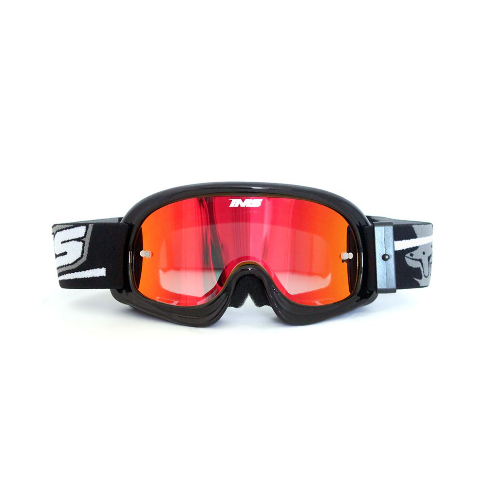Óculos Infantil Ims Trilha Motocross Vision Lente Anti Embaçante
