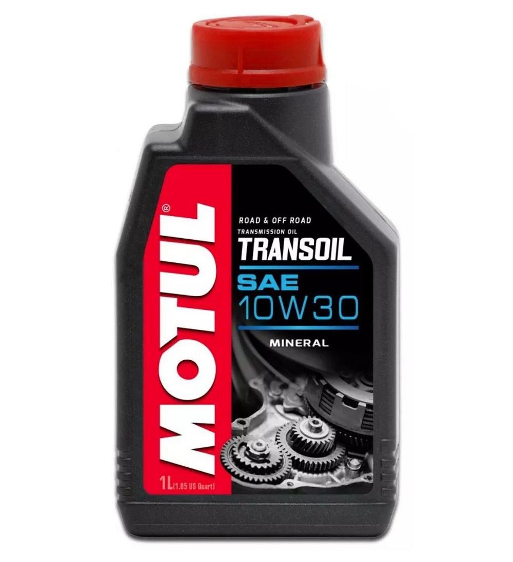 Óleo Transmissão Motul Transoil 10w30 2T 1 Litro Off Road