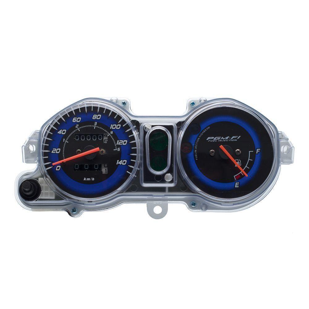 Painel Completo Condor Cg 150 Titan 2009 A 2010 Esd - (Azul)