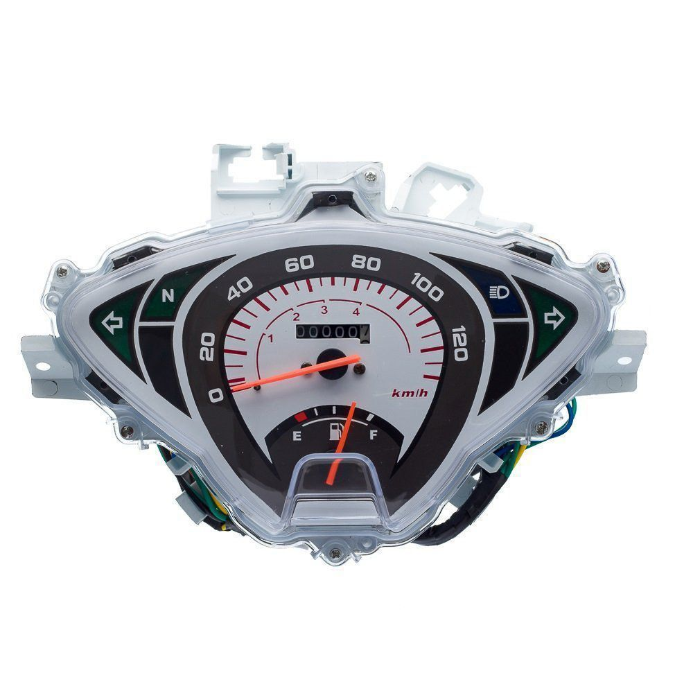 Painel Completo Moto Condor Biz 100 Es 2012...