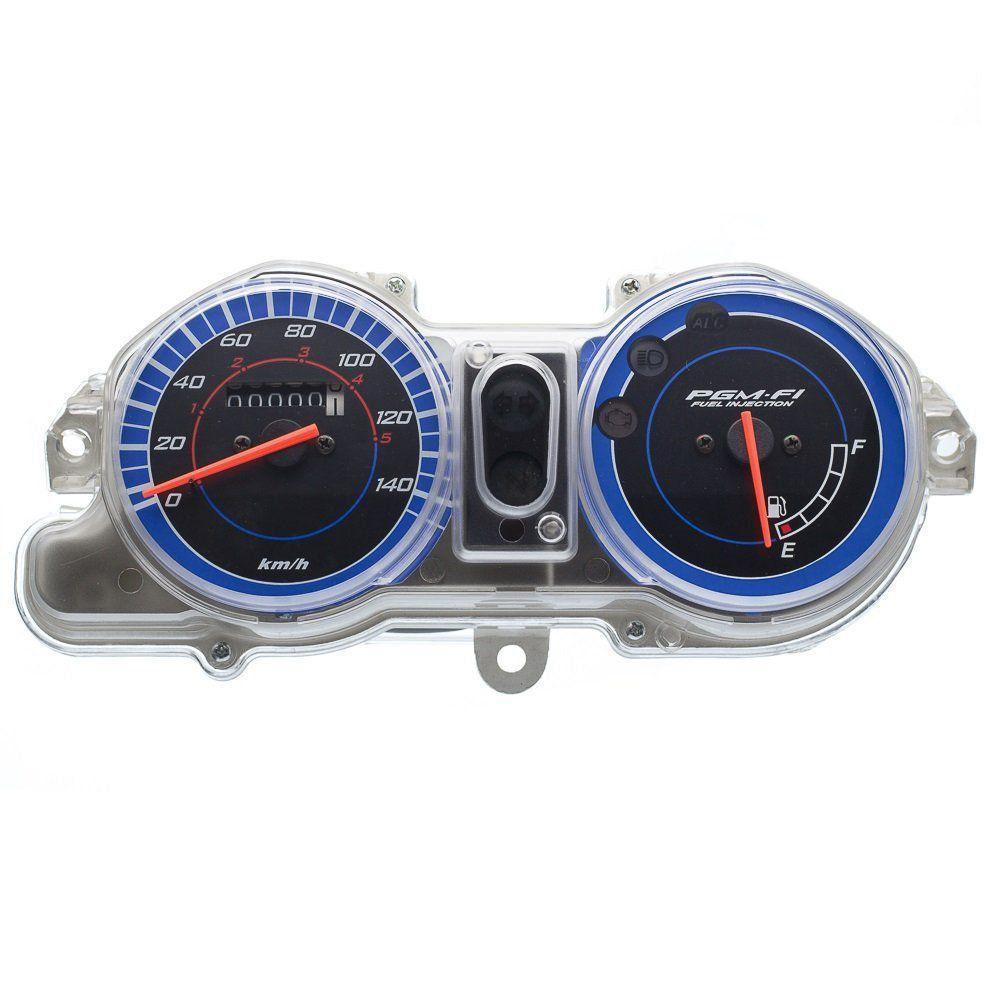 Painel Completo Moto Condor Cg 150 Titan 11 A 13 Esd Flex
