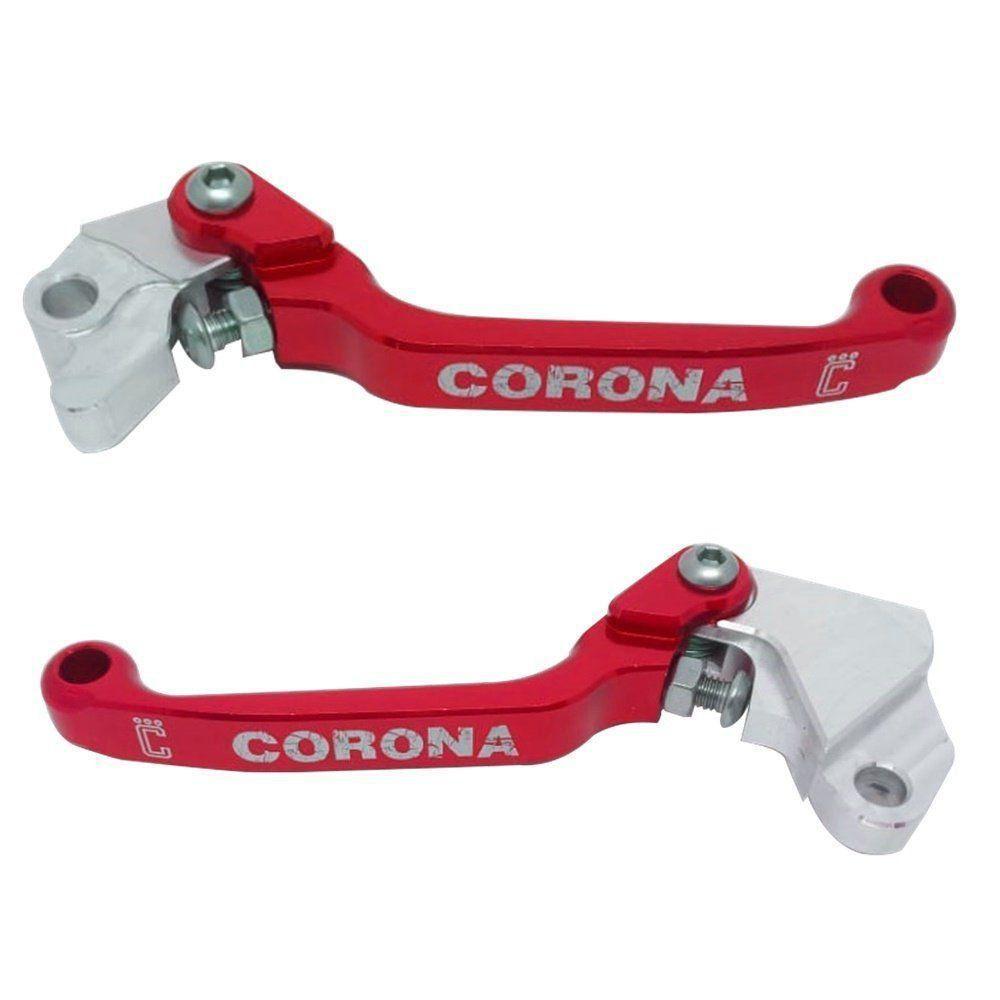 Manete Retrátil Corona Crf 230 Crf 250f Par