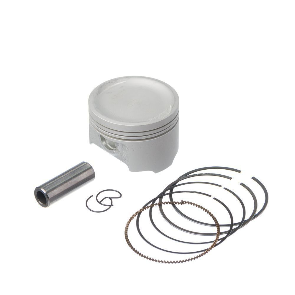 Pistão Kit C/ Anel Kmp Cg 160 Nxr Bros 160 Std a 2.00mm