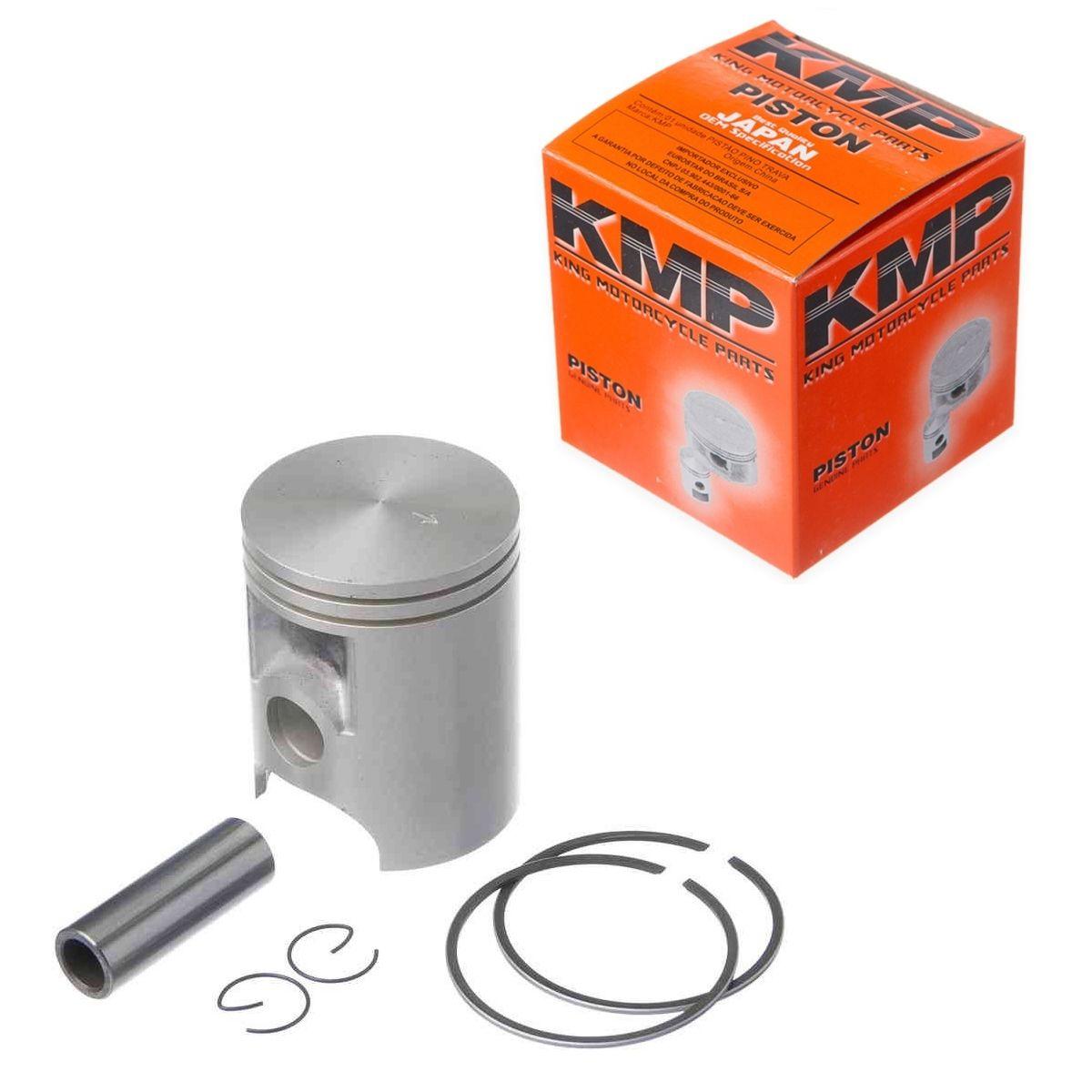 Pistão Kit C/ Anel Kmp Rx Tt 125 Std a 1.75mm