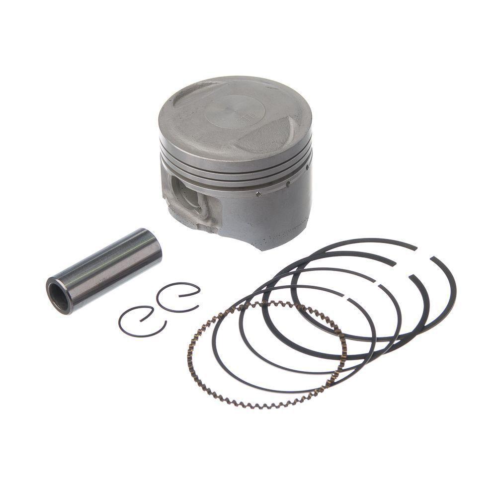 Pistao Kmp Kit Com Anel Rik Premium Cg Xlr 125 2000 A 2001 Es Ks