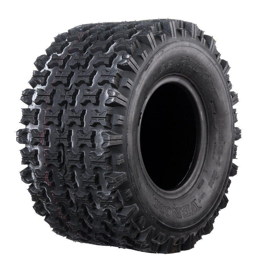 Pneu Vee Rubber Atv (T) Vrm 260 Venom 20X10.00-9 4 Lonas