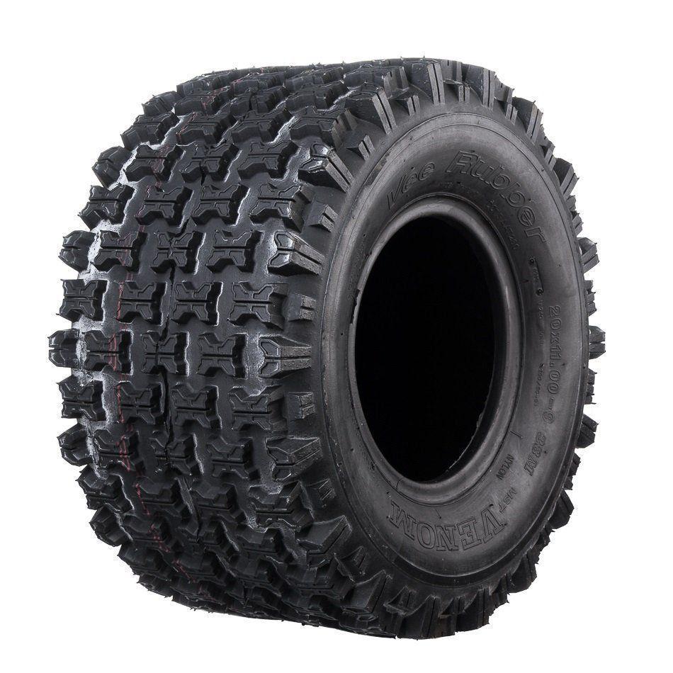 Pneu Vee Rubber Atv (T) Vrm 260 Venom 20X11.00-9 4 Lonas