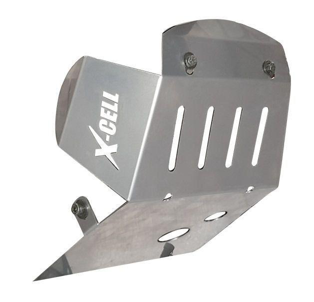Protetor de motor Xre 300 Xr 250 Tornado em aço inox X cell