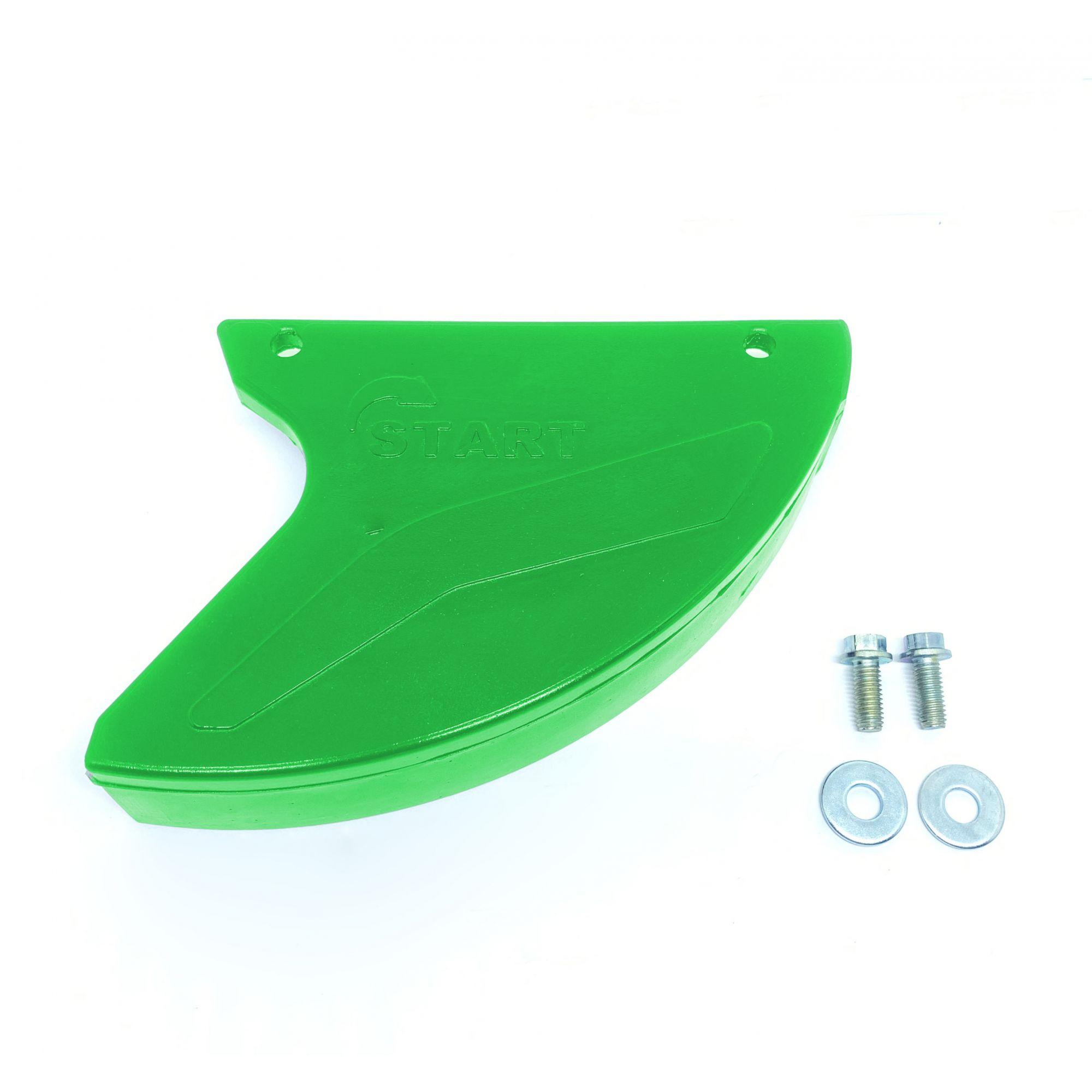 Protetor Disco Traseiro Start Kxf 250 Kxf 450 Klx 450