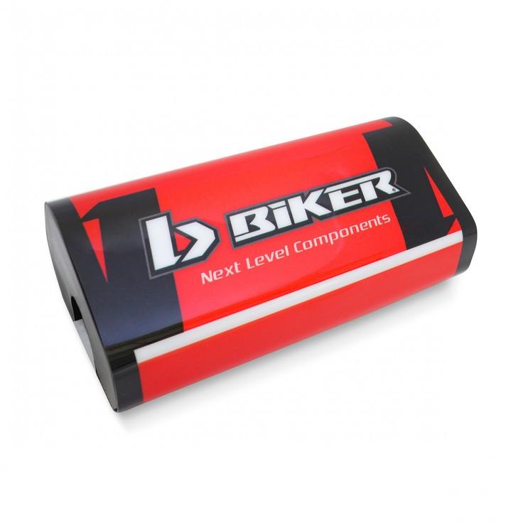 Protetor Espuma De Guidão Biker Over Pad 28mm 31mm Trilha Motocross