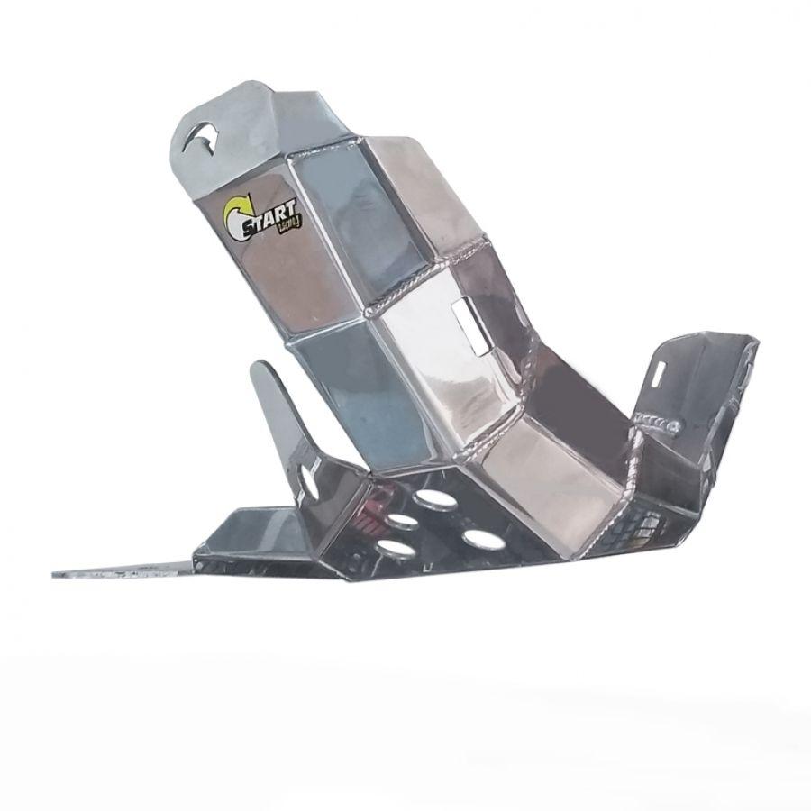 Protetor Motor Escapamento Start Alumínio Sherco Se-R 2T 250 300