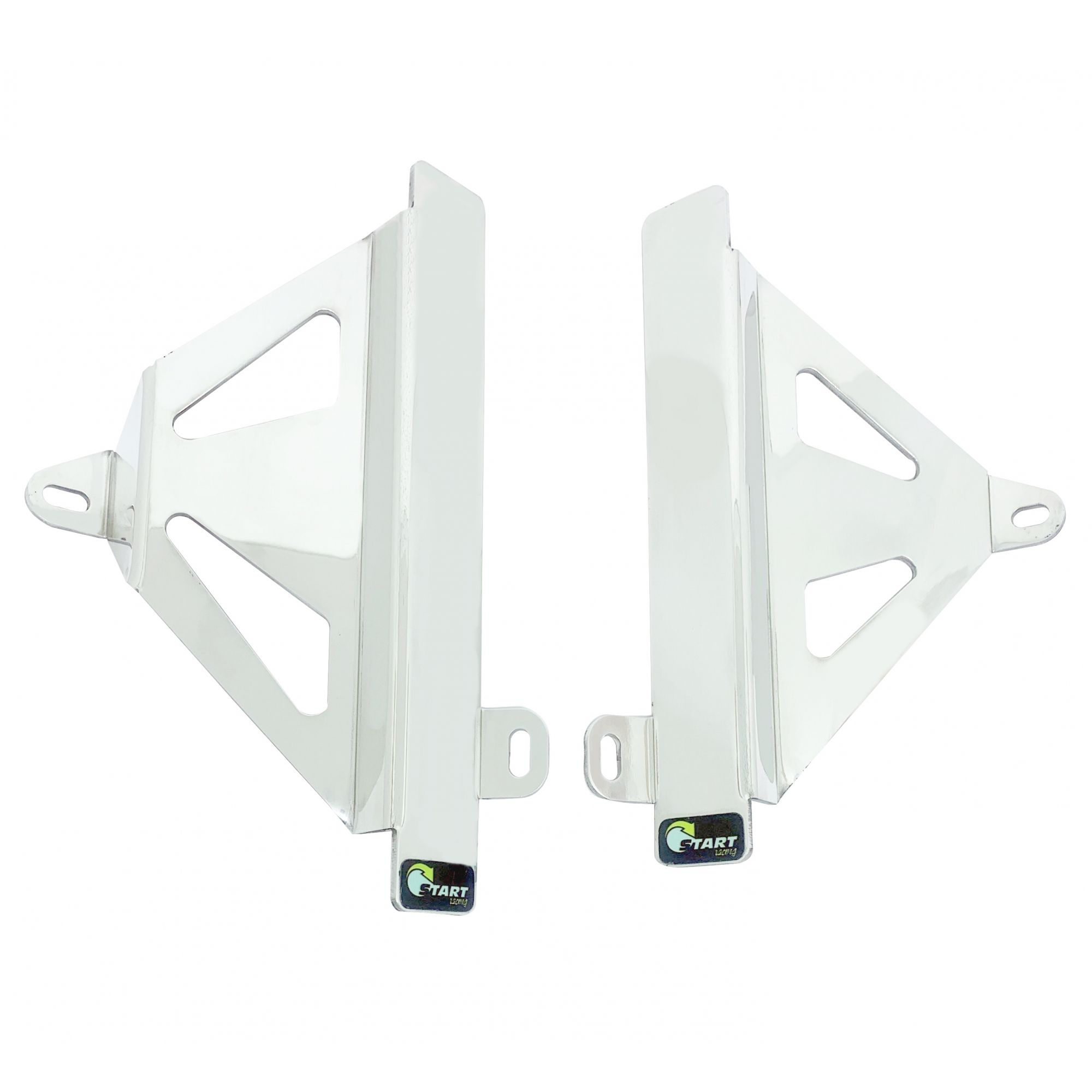 Protetor Radiador Start Mx Crf 450r 2009 a 2012