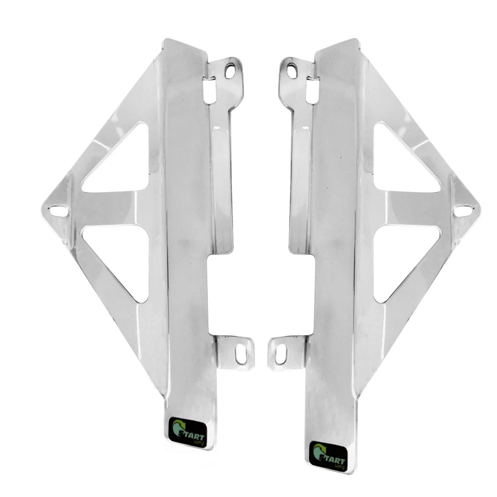 Protetor Radiador Start Mx Kxf 250 2010 a 2016