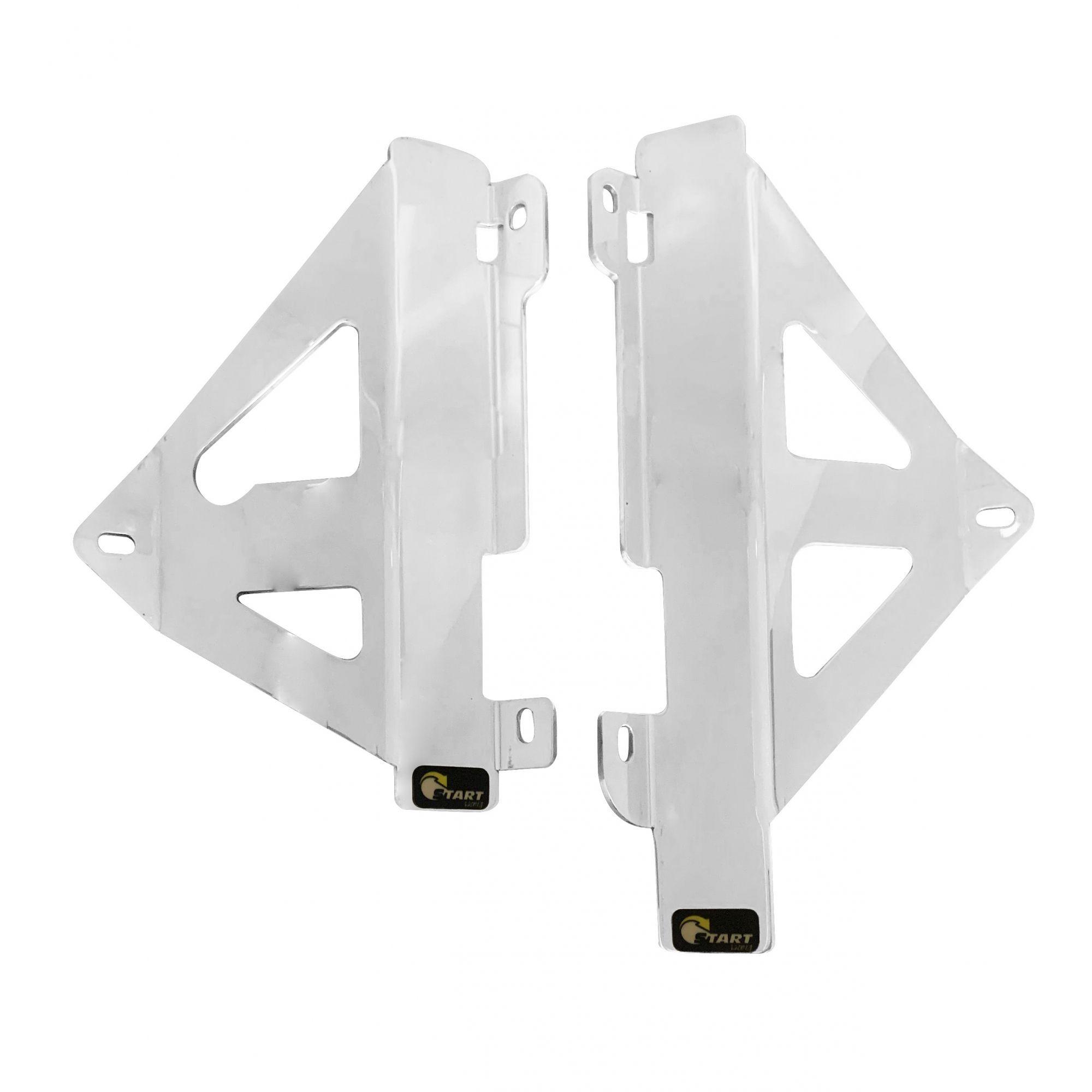 Protetor Radiador Start Mx Kxf 450 2010 a 2015