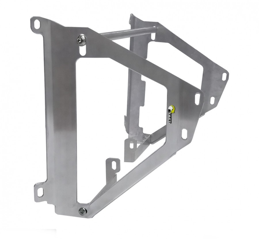 Protetor Radiador Start Xc Wr 450f 19/20 Wr 250f 2020