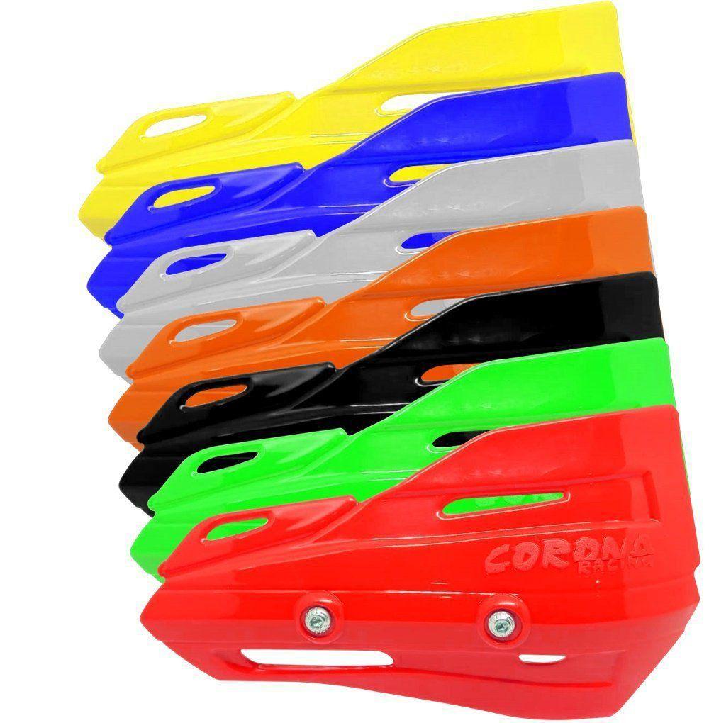 Quilha Plástico Reposição Protetor Mão Corona