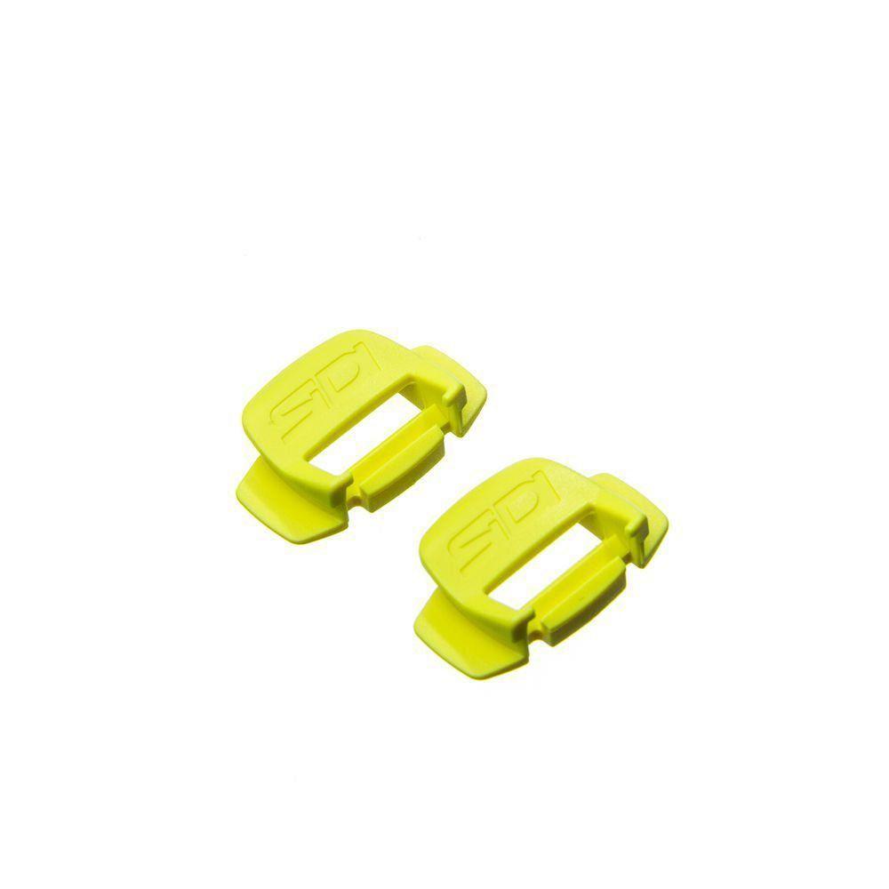 Reposicao Janela Bota Cross Sidi Par Amarelo Fluorescente