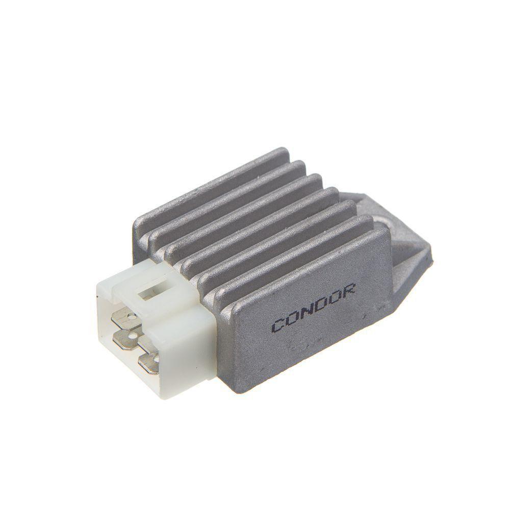 Retificador Regulador Voltagem Condor 12V Cg 125 /91