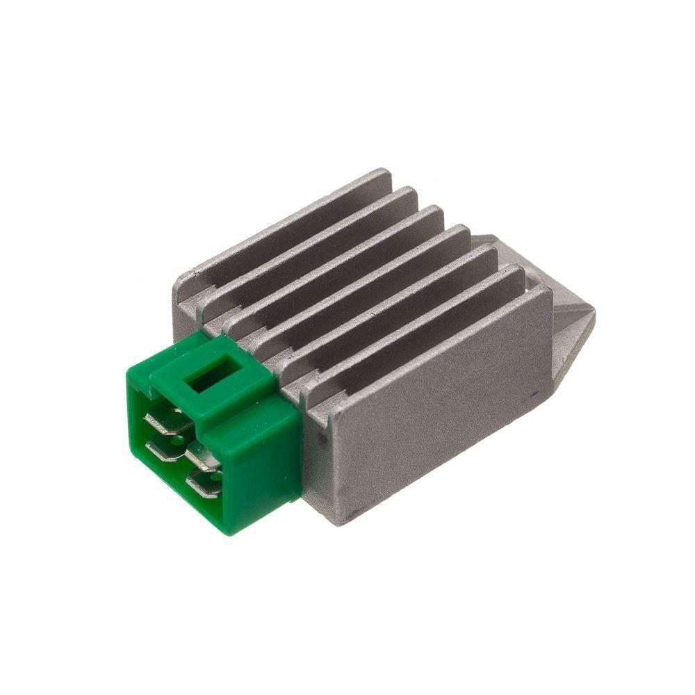 Retificador Regulador Voltagem Condor 12V Cg 150 04 A 08 - Bros 150 06 A 08 - Cg 125 Fan 2009/..._x000D_