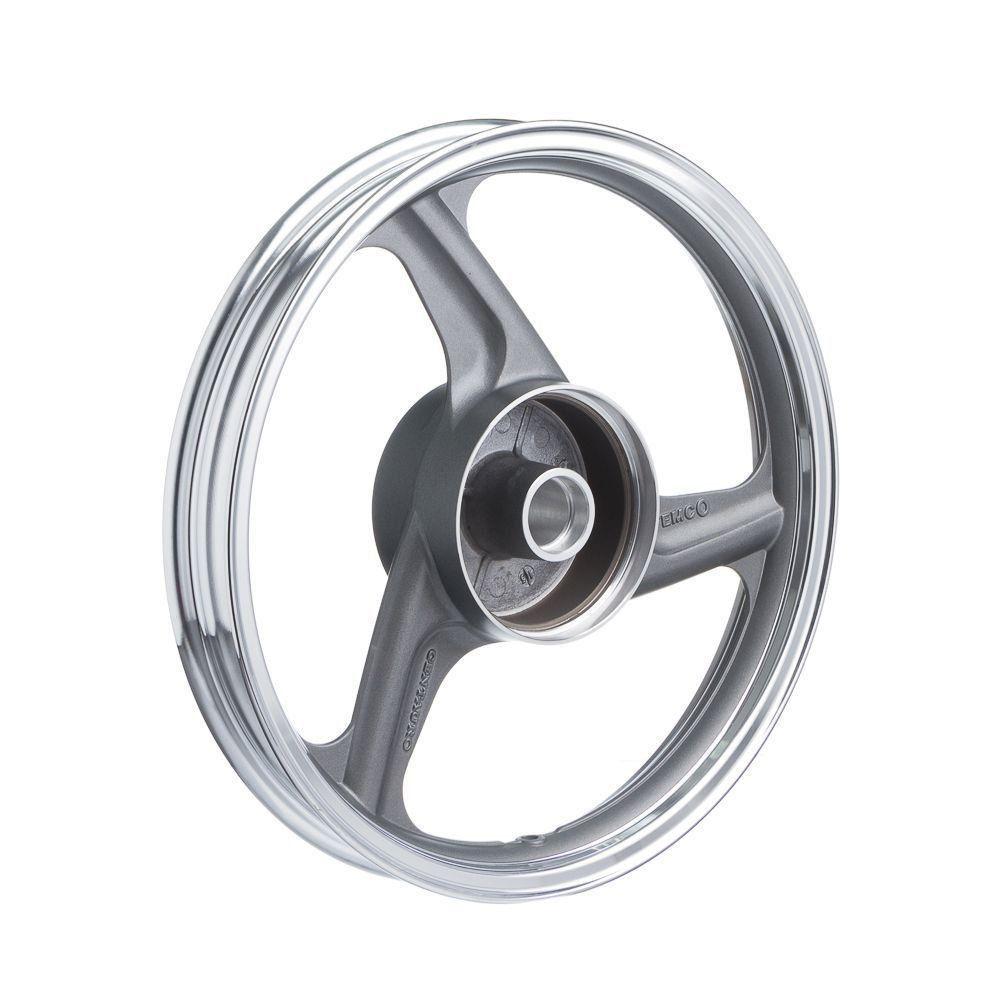 Roda Aluminio Traseira Temco Centauro Cinza Cg 125 ...2008