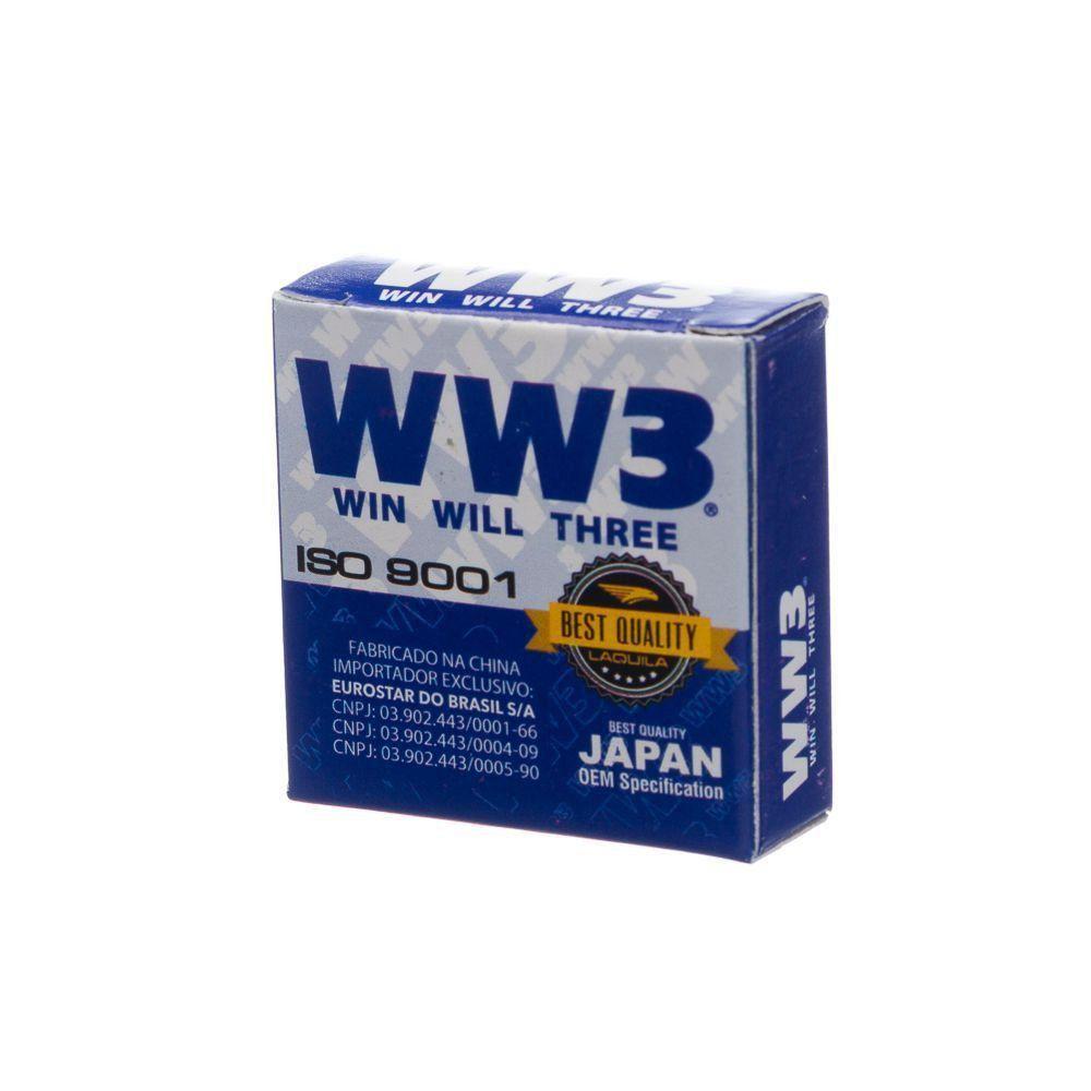 Rolamento Ww3 6302 2Rs