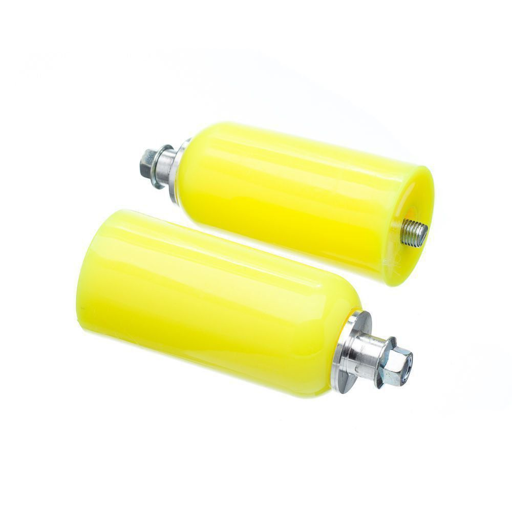 Slider Universal Bering Batente (Par) Unicolor Plastic