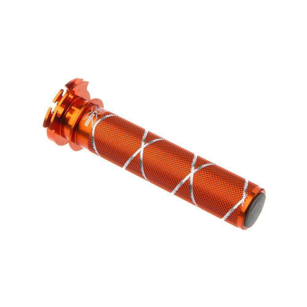 Tubo De Acelerador Aluminio Com Rolamento Moto X Ktm 4T Todas