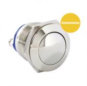 Botão de saída inox AC2864 - BT 1000 Automatiza