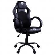 Cadeira Gamer Dazz Elite Black C/ Apoio de Braço