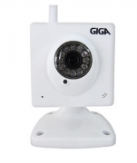 Camera Ip Wifi Plastico 1 Megapixel Infra 10m - Sensor 1/4 - Lente 3.6mm - Gsipwifihd