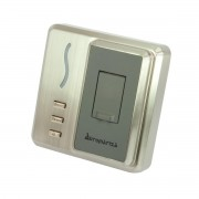 Controle De Acesso Biometria Bio Inox SS 310 Automatiza