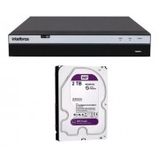 Dvr Gravador Intelbras Mhdx 3104 Full Hd 1080p 2tb Purple