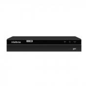 DVR Gravador de Vídeo Multi HD Intelbras 4 Canais MHDX 1204