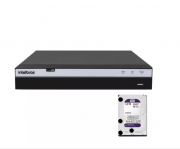 DVR MHDX 3116 Gravador digital de vídeo Com HD 2TB Purple Intelbras