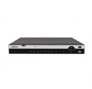 Mhdx 5116 Gravador Digital de Vídeo 4k 16 Canais Intelbras