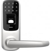 Fechadura Digital Biométrica E Senha Smart Linear Ln-5000 Ul3 Biometria